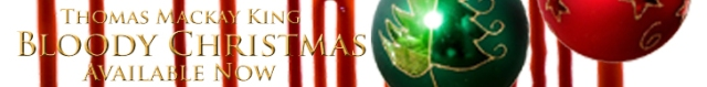 Bloody Christmas Banner 1